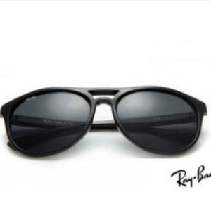 Ray Ban RB4170 Cats 5000 Black Sunglasses